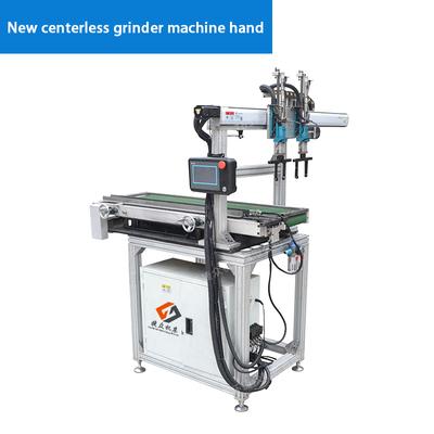 New centerless grinder machine hand
