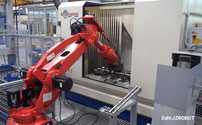 自动抓取机械手 应用于机械制造、机床等行业