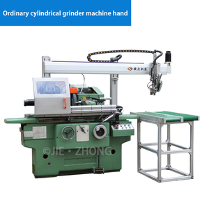 Ordinary cylindrical grinder machine hand