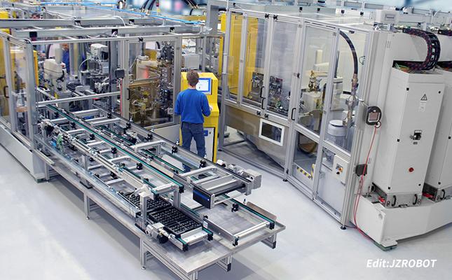 自動化制造系統