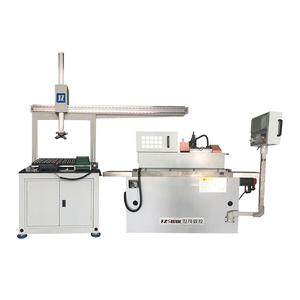 高精度外圆磨床气动伺服送料机