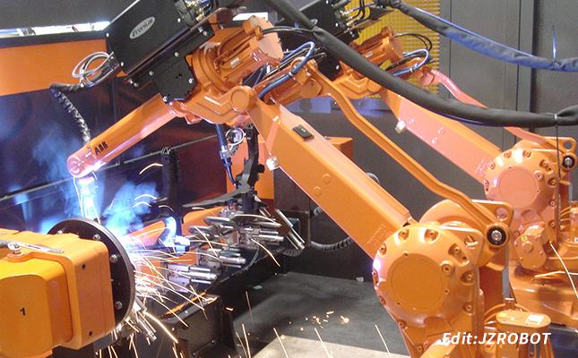焊接自动化机器
