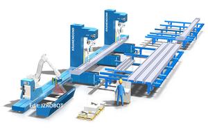 自动化生产线 自动化工厂标配是什么