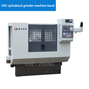 CNC cylindrical grinder machine hand
