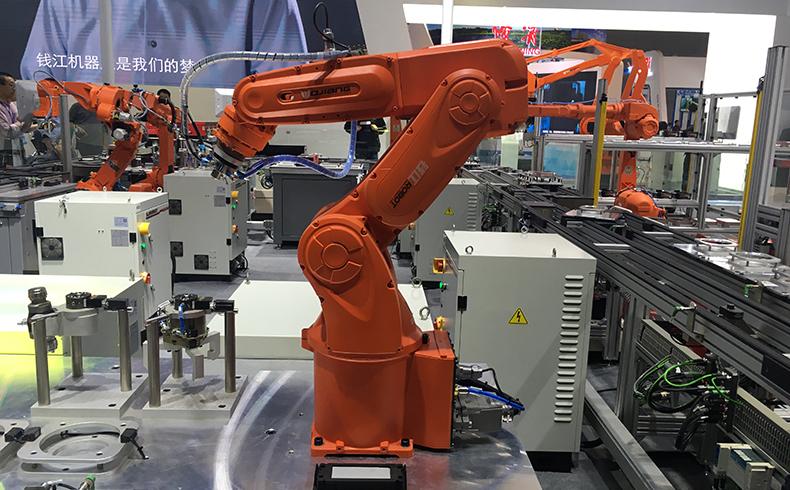 国产机器人企业
