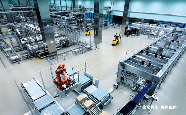 工业机械手工作原理