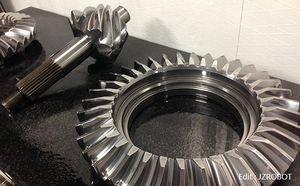 螺旋伞齿轮应用的领域 带你了解螺旋伞齿轮