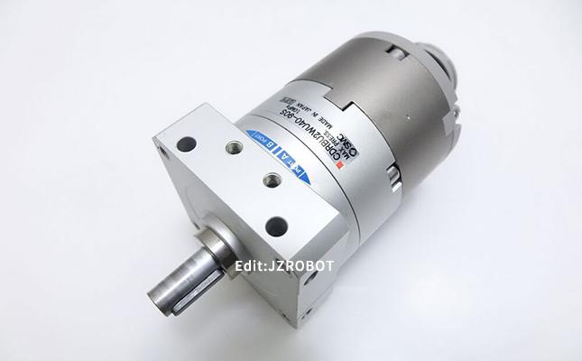 旋转气缸工作原理 旋转气缸角度调节