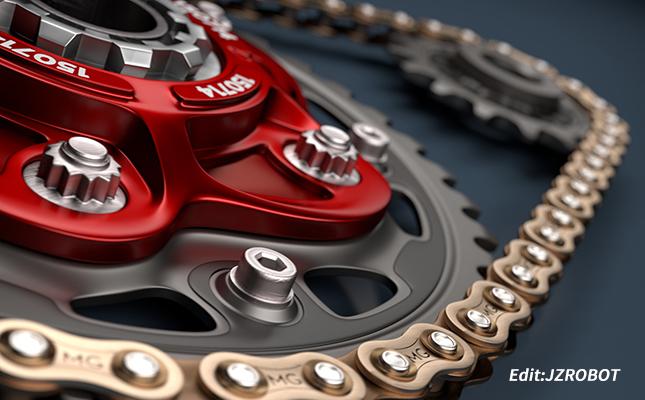 链条传动是什么 摩托车多为链条传动