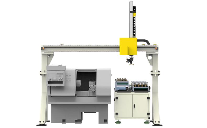 数控机床非标自动化机械设计